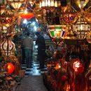 Les boutiques de Marrakech