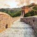 chine : la grande muraille
