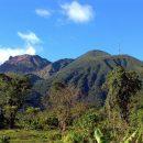 La Guadeloupe, l'île aux belles eaux. Dans le parc national du Teide