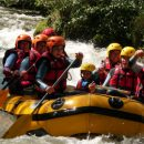 Le rafting