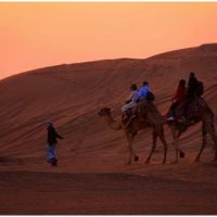 4 manières de visiter le désert de Dubaï