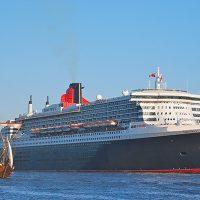 Un voyage de noces à bord du Queen Mary 2
