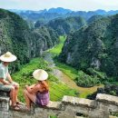Comment admirer la beauté de Ninh Binh en mai?